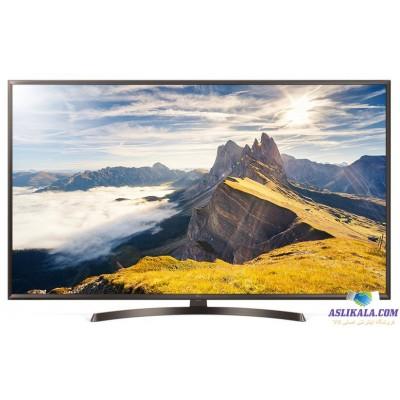 تلویزیون 55 اینچ و 4K ال جی 55UK6400