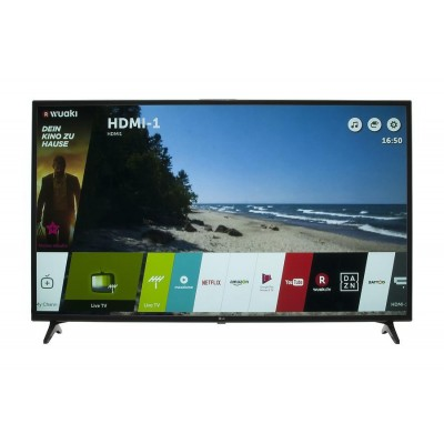 تلویزیون 55 اینچ و 4K ال جی مدل 55UJ630V