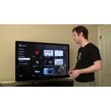 تلویزیون اسمارت سونی 55 اینچ 4K مدل 55A8