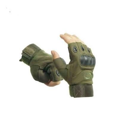 دستکش نیم انگشت اوکلای
