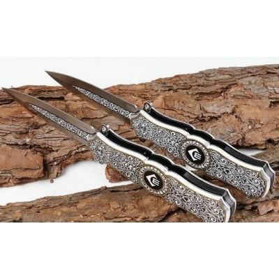 چاقوی تاشوی چانگ مینگ Chongming CM79